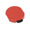 USSP5415BR Trodat T5415 Stamp Replacement Ink Pad, 1 3/4, Red/Blue USS P5415BR