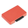 USSP5440RD T5440 Dater Replacement Ink Pad, 1 1/8 x 2, Red USS P5440RD