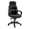 Nico High-Back Swivel/Tilt Chair, Black - ALENI41CS10B