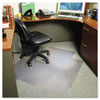 AnchorBar Professional Series Chair Mats for Carpet, Lip, 36w x 48l, Clear - ESR122073