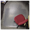 AnchorBar 24-Hour Executive Series Chairmat for Carpet, Lip, 45w x 53l, Clear - ESR124173