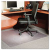 AnchorBar Multi-Task Intermediate Chair Mat for Carpet, 46w x 60l, Clear - ESR128371