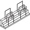 HON Announce Series Modular File Organizer