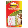 Command Adhesive Poster Strips, White, 12 Strips/Pack - MMM17024