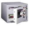 Tubular Key/Combination Fire Safe, .8 ft3,16-11/16w x 19-5/16d x 13-23/32h, Gray - SENOS0401
