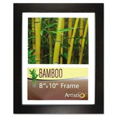NUD14181 Bamboo Frame, 8 x 10, Black NUD 14181