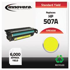 IVRE403A Compatible Remanufactured CE403A (M551) Toner, 6000 Page-Yield, Magenta IVR E403A