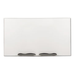 BLT2029G Ultra-Trim Magnetic Board, Dry Erase Porcelain-on Steel, 72 x 48, White/Silver BLT 2029G
