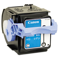 CNM9644A008AA 9644A008AA (GPR-27) Toner, 6000 Page-Yield, Cyan CNM 9644A008AA