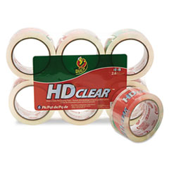 Packing Tape Clear Pack 6 Rolls
