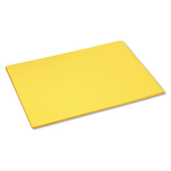 PAC103068 Tru-Ray Construction Paper, 76 lbs., 18 x 24, Yellow, 50 Sheets/Pack PAC 103068