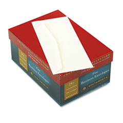SOUJ404N10 25% Cotton #10 Business Envelope, Natural, 24 lbs., Wove, 250/Box, FSC SOU J404N10