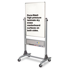 Platinum Reversible Marker Board, 30 x 40