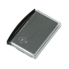 Replacement Ink Pad 2000 PLUS Date/Phrase, Eight- 10-Band Numberer Stamps, Black