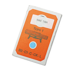 Replacement Ink Pads for Reiner Multiple Movement Numbering Machine, Blue