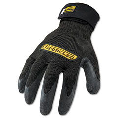 IRNICR05XL Cut Resistant Stainless Steel Nylon Mesh Gloves Pair Black X Large Black