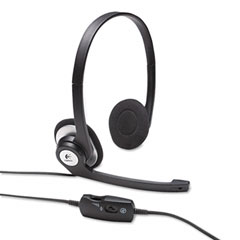 ClearChat Binaural Behind-the-Ear PC Audio Headset