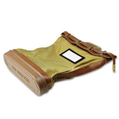 Locking Security Mail Bag, 18 x 24, CorduraPlus, Tan