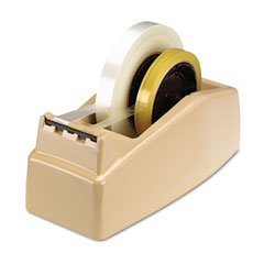 Two-Roll Desktop Tape Dispenser, 3