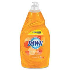 Dishwashing Liquid, Antibacterial, Orange, 38 oz Bottle
