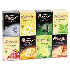 Pickwick Assortment Tea, 160/Box