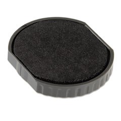 P16 Self-Inking Stamp Replacement Pad, Black