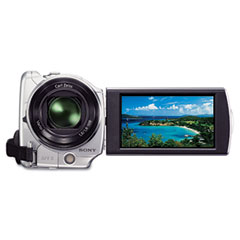 DCR-SR68 Handycam Camcorder, 80GB HDD, 60X Optical/2000X Digital Zoom