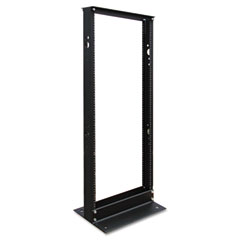 SmartRack 25U 2-Post Open Frame Rack