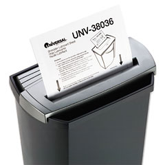 Shredder Lubricant Sheets, 8-1/2