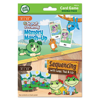 The Board Dudes Card Game Double Pack Memory Match Up