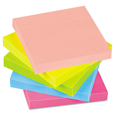 avery perforated sticky notes with ultrahold select office products