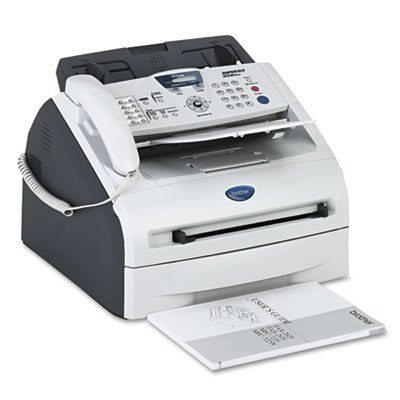 Brother IntelliFAX 2920 High Speed Laser Fax Machine Select