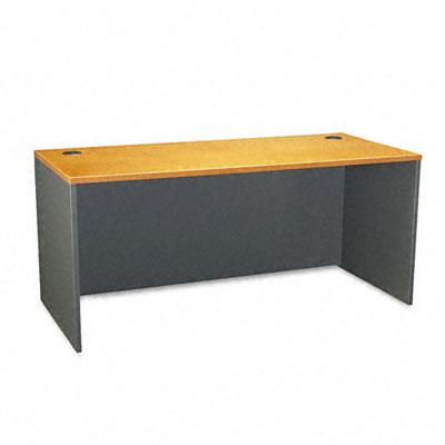 Series C Rectangular Desk, 66w x 29-3/8d x 29-7/8h, Natural Cherry