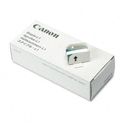 Standard Staples for Canon IR200/210, 3 Cartridges, 15000 Staples/Pack
