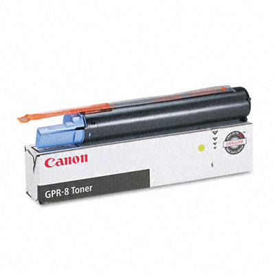 6836A003AA (GPR-8) Toner, 7850 Page-Yield, Black
