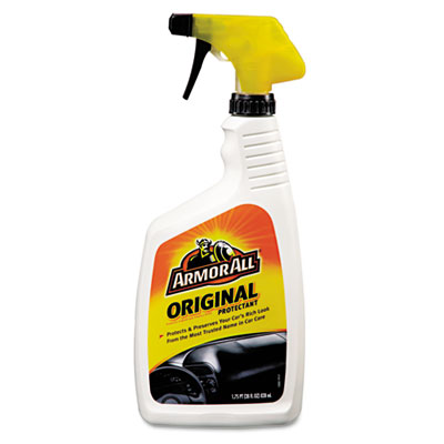 Armor All Original Protectant, 28 oz Trigger Spray Bottle, 6/Carton - COX10228CT