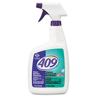 Formula 409 Cleaner/Degreaser, 32 oz Trigger Spray Bottle, 12/Carton - COX35306CT