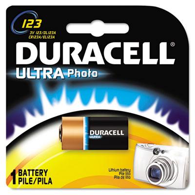 Ultra High Power Lithium Battery, 123, 3V