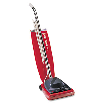 ELECTROLUX FLOOR CARE COMPANY SC684F Sanitaire Commercial Upright Vacuum w/Vibra-Groomer II, 16 lbs, Red Electrolux Sanitaire SC at Sears.com