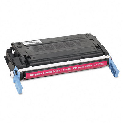 83723 Compatible Remanufactured Toner, 8000 Page-Yield, Magenta