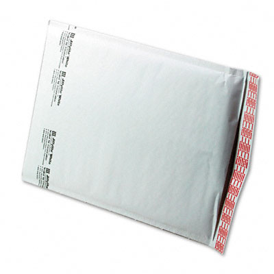 Jiffylite Self-Seal Mailer, Side Seam, #5, 10 1/2 x 16, White, 100/Carton