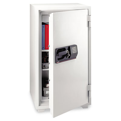 Commercial Safe, 5.8 ft3, 25-1/2w x 23-1/2 x 47-5/8, Light Gray