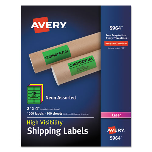 Great X Shipping Label Template Photos Avery X Laser - 2x4 shipping label template
