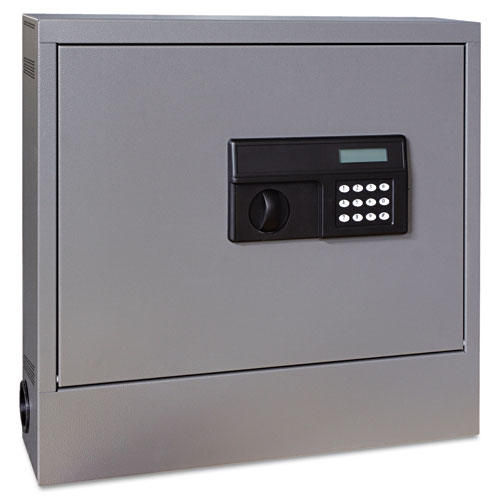 Wall Mount Laptop Safe : Sandusky lee wall mount laptop safe security cabinet