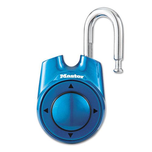 MASTER LOCK Speed Dial Combination Lock Security Padlock 1500iD