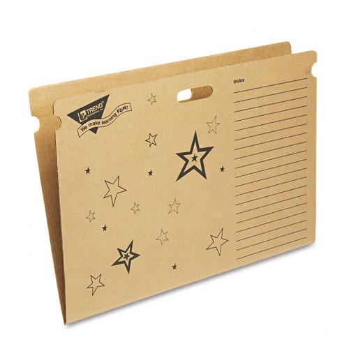 Trend file n save system bulletin board storage box 27 for Bulletin board organizer