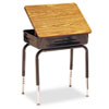 Virco Lift-Lid Student Desk | www.SelectOfficeProducts.com