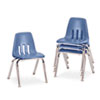 "Virco® 9000 Series Classroom Chairs, 14"" Seat Height 