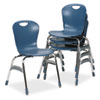 Virco® Ergonomic Stack Chair | www.SelectOfficeProducts.com