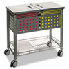 Vertiflex™ Smartworx™ File Cart | www.SelectOfficeProducts.com